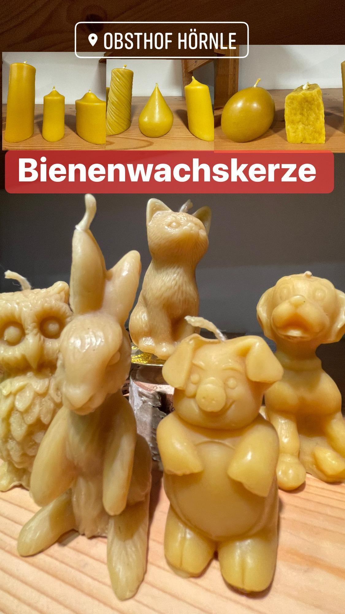 Read more about the article Bienenwachskerzen