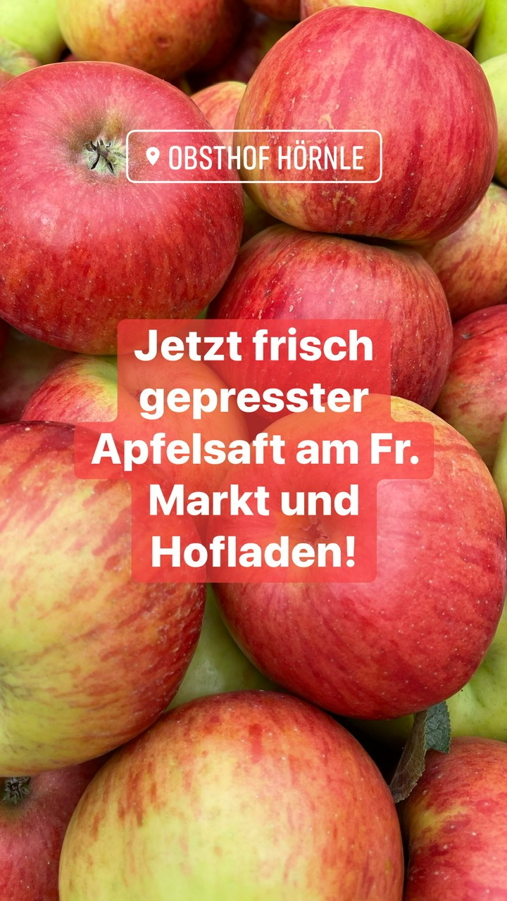 Read more about the article Frischer Apfelsaft